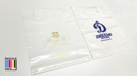 Печать на пакетах с логотипом челябинск